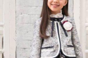 女の子 入学式 スーツ