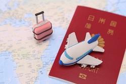パスポート 飛行機