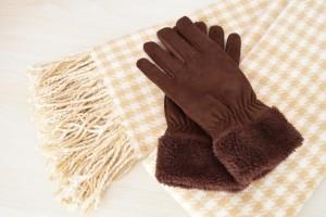 手袋 マフラー