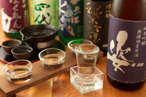 いろいろな日本酒