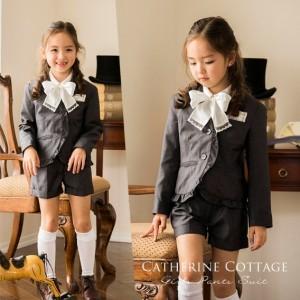 女の子 スーツ ショートパンツ