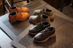 子供 革靴