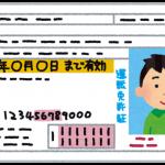 運転免許証の住所変更手続き方法【東京都】必要書類は?