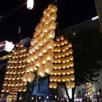秋田竿燈まつり。宿泊ホテルおすすめはココ!観光スポットは?