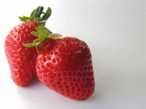 完熟イチゴ