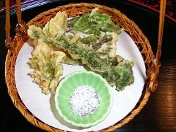 天ぷら 新鮮