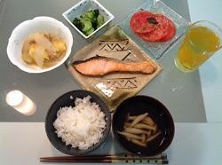 日本食 朝食