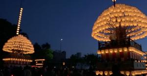 熱田祭り 献灯まきわら