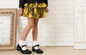 女の子 入学式 靴
