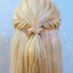 卒業式女子中学生の髪型!セミロング・ロングにおすすめをご紹介。