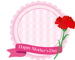 Happy Mother's Day 英語
