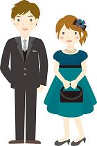 服装 結婚式