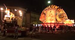 弘前ねぷた祭り 山車