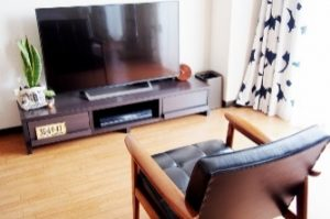 部屋 テレビ
