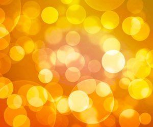 ゴールドのキラキラ
