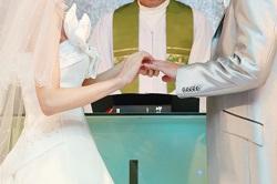 キリスト教 結婚式