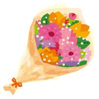 プレゼント 花束