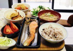 日本 朝食