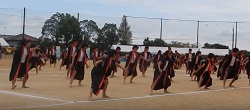 ソーラン踊り 体育祭