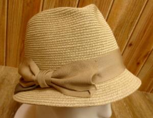 麦わら帽子 CA4LA ブランド