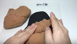 粘土 シート