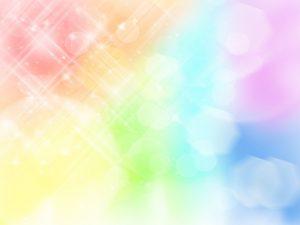 虹 イラスト