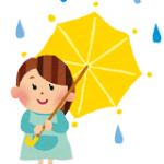 梅雨入り 梅雨明け 時期