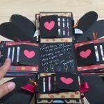 誕生日はサプライズ!仕掛けのついたプレゼントボックスの作り方!