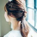 女子高校生 髪型 球技大会