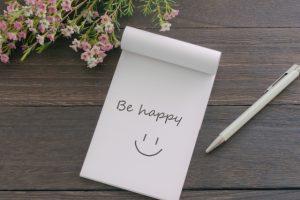 Be happy メモ