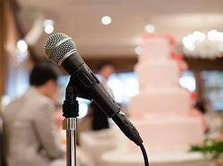 結婚式 祝辞