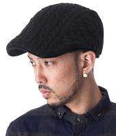 ハンチング帽 ファッション