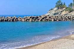 兵庫 慶野松原海水浴場
