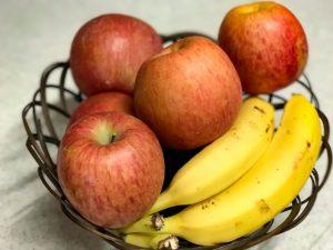 りんご バナナ