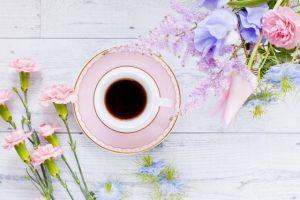コーヒー 花