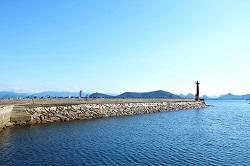 兵庫 竹野浜海水浴場