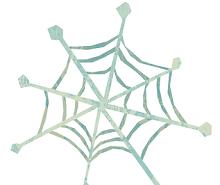 蜘蛛の巣 場所