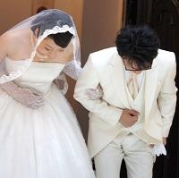 挨拶 結婚式