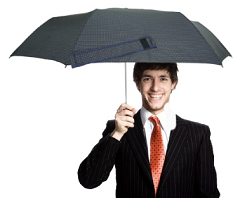 男性 晴雨兼用