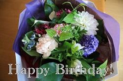 お祝い 誕生日