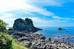 和歌山 橋杭岩海水浴場