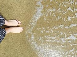 海 美しい