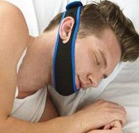 快眠サポーター 顎を固定