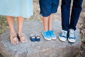親子 足 靴
