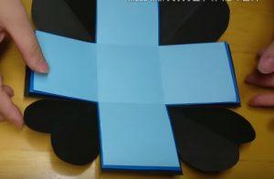 サプライズボックス 画用紙