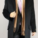 男性コート!【結婚式・披露宴】春冬におすすめの色は?マフラーは?