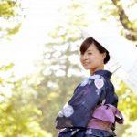 浴衣髪型ミディアム!簡単アレンジとやり方【編み込み・三つ編み・お団子】