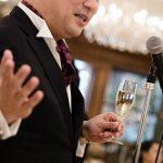 結婚式祝辞スピーチの依頼!【上司・友人】手紙やメールの文例は?