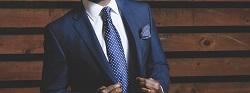 男性 スーツ スマート