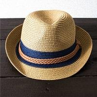 麦わら帽子 選び方